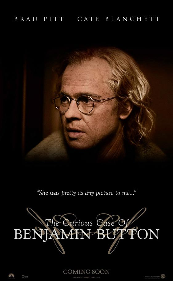 The Curious Case of Benjamin Button Poster #7