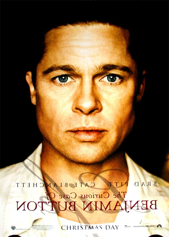 The Curious Case of Benjamin Button Poster #1