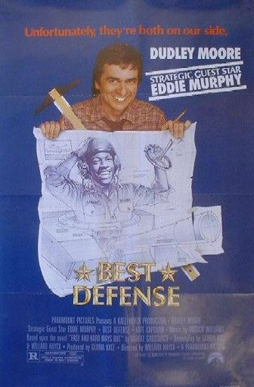 Best Defense Poster #1