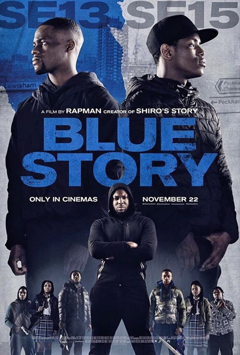 Blue Story Poster #1