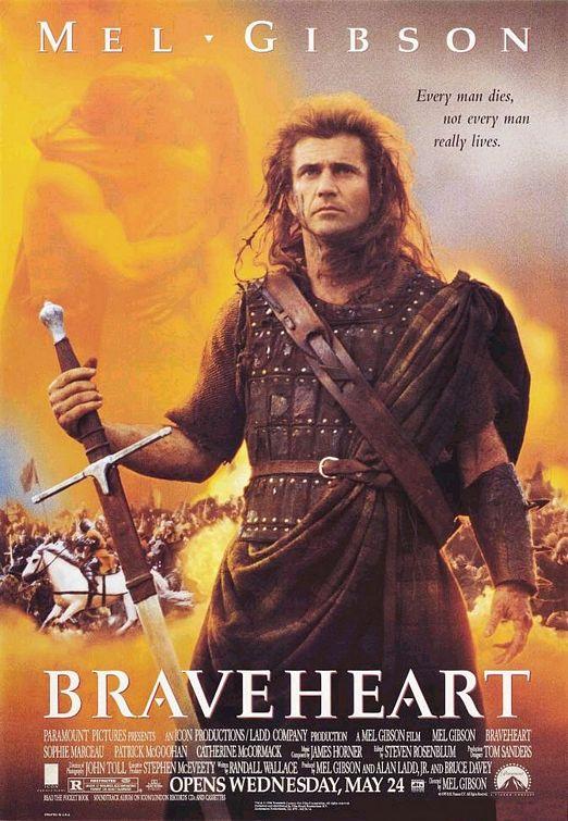 Braveheart Poster #1