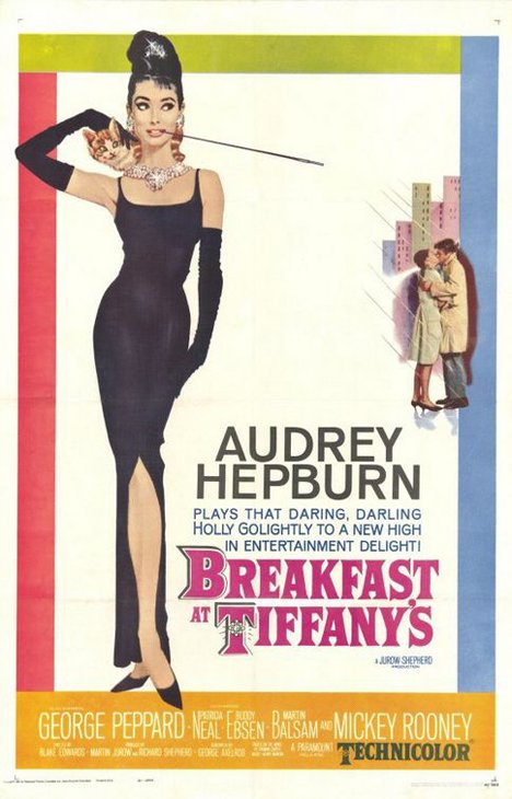 Breakfast At Tiffany's Poster #1