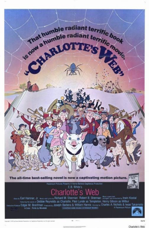 Charlotte's Web Poster #1