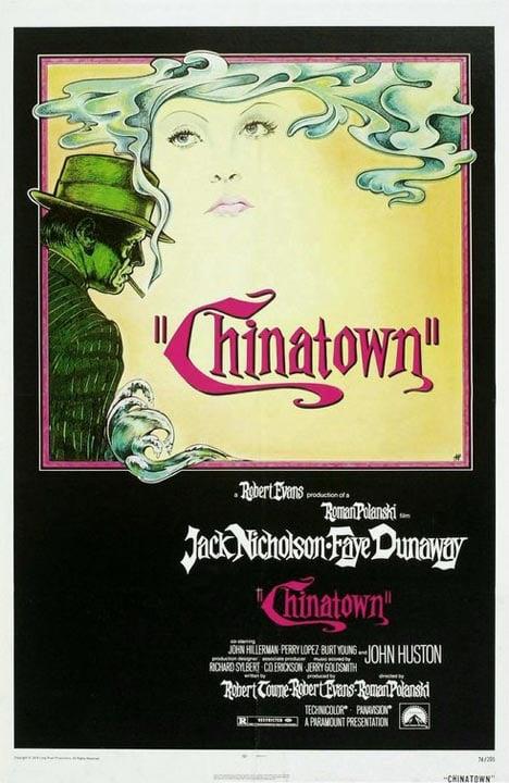 Chinatown Poster #1