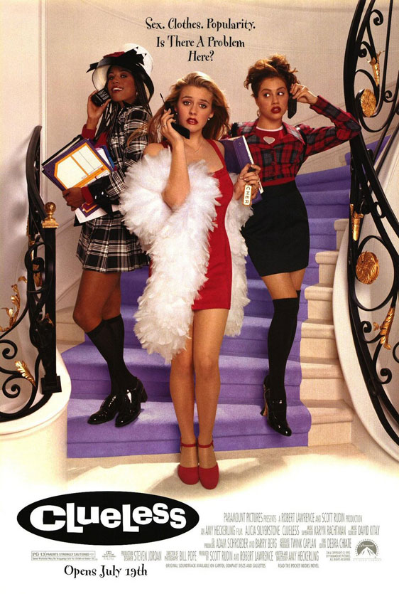 Clueless Poster #1