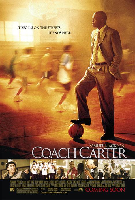 Coach Carter Poster #1