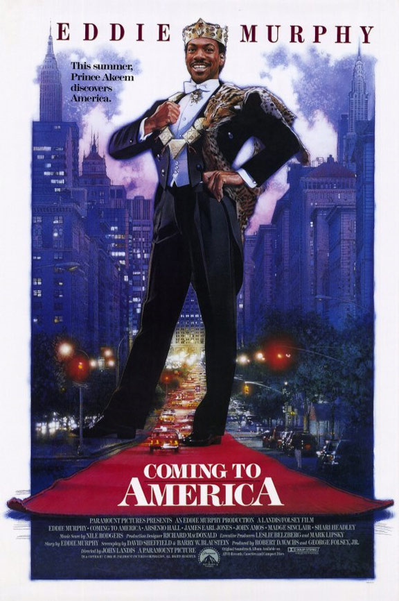 Coming to America Poster #1