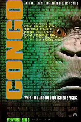 Congo Poster #2