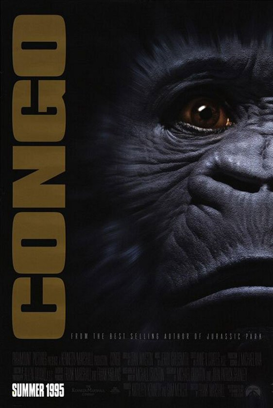 Congo Poster #1