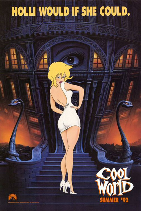 Cool World Poster #1