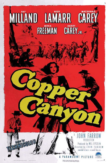 Copper Canyon Poster #1
