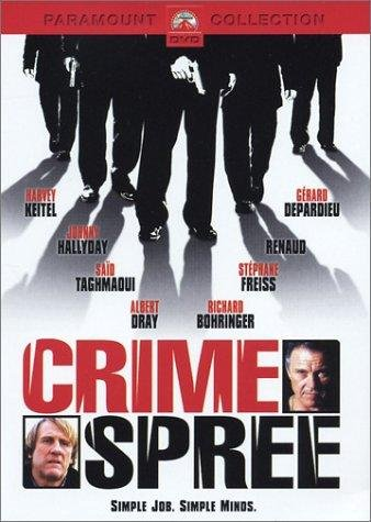 Crime Spree Poster #1