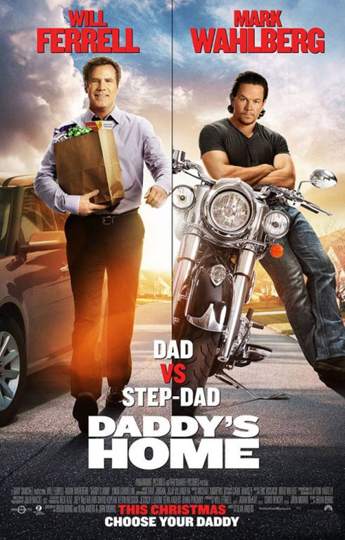 Daddy's Home Poster #1