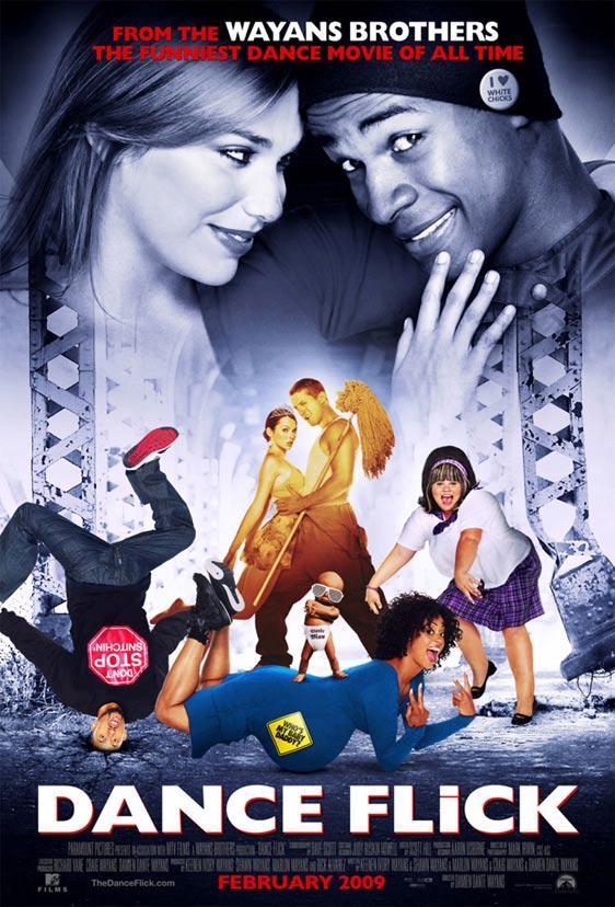 Dance Flick Poster #1