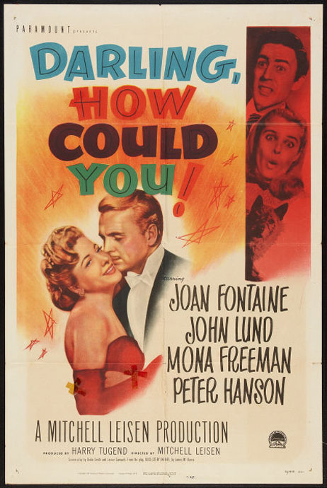 Darling, How Could You! Poster #1