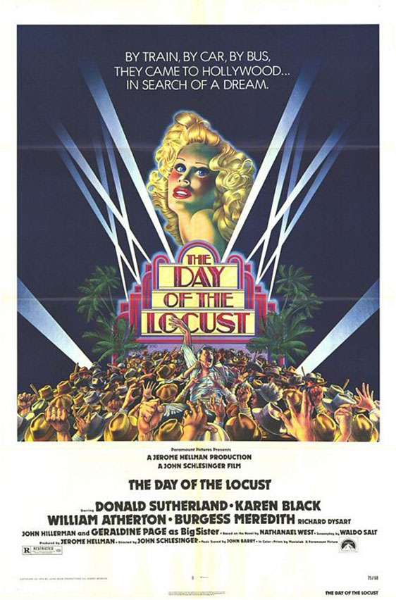The Day of the Locust Poster #1