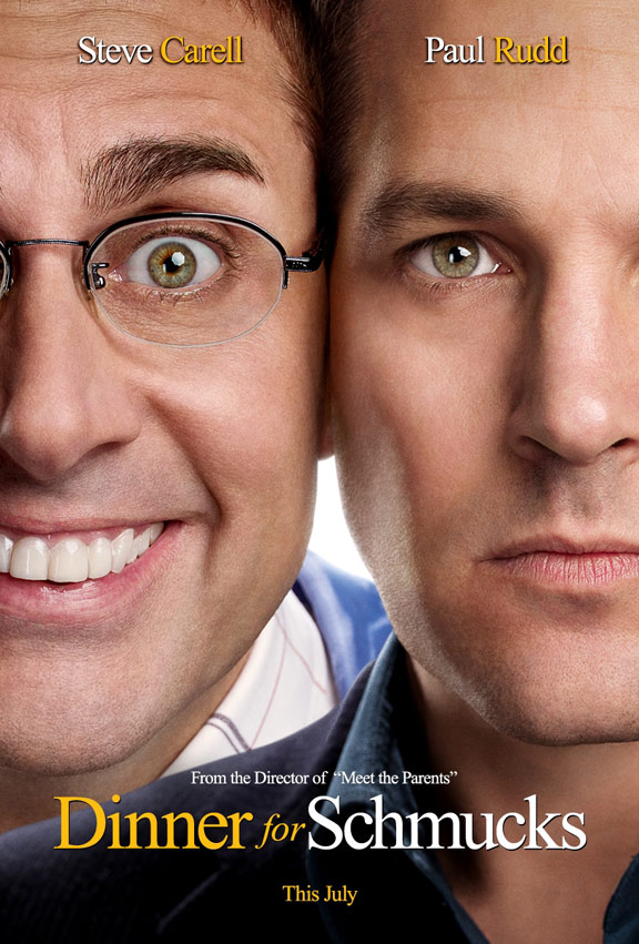 Dinner for Schmucks Poster #1