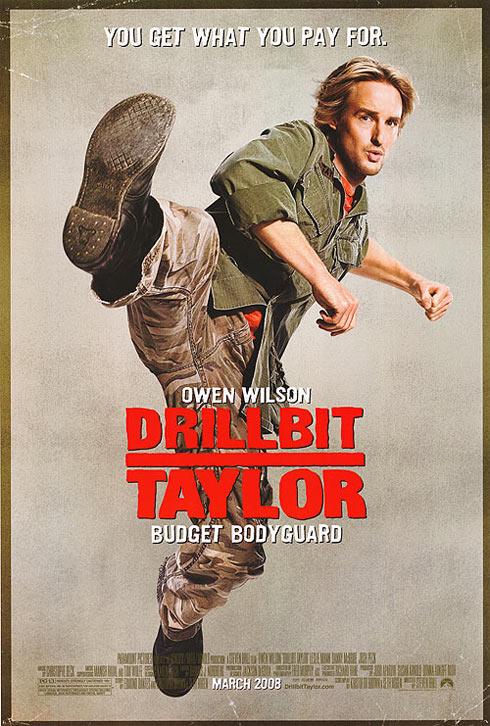 Drillbit Taylor Poster #1