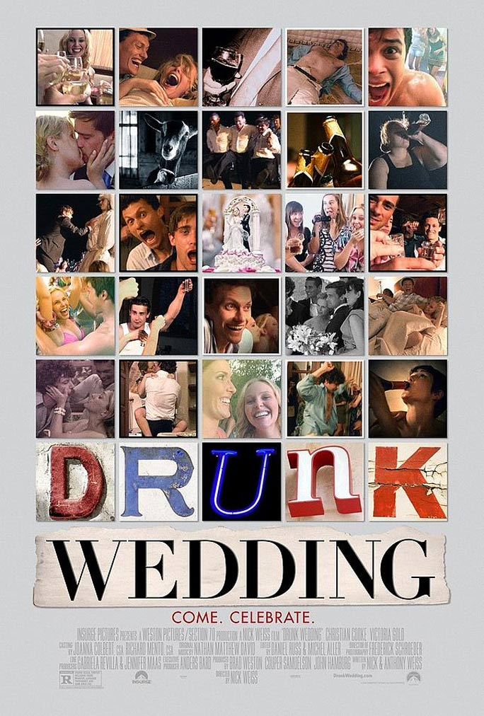 Drunk Wedding Poster #1