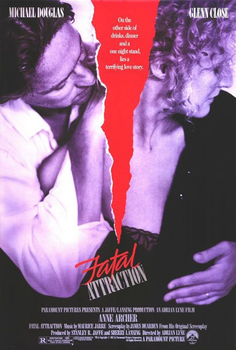 Fatal Attraction Poster #1