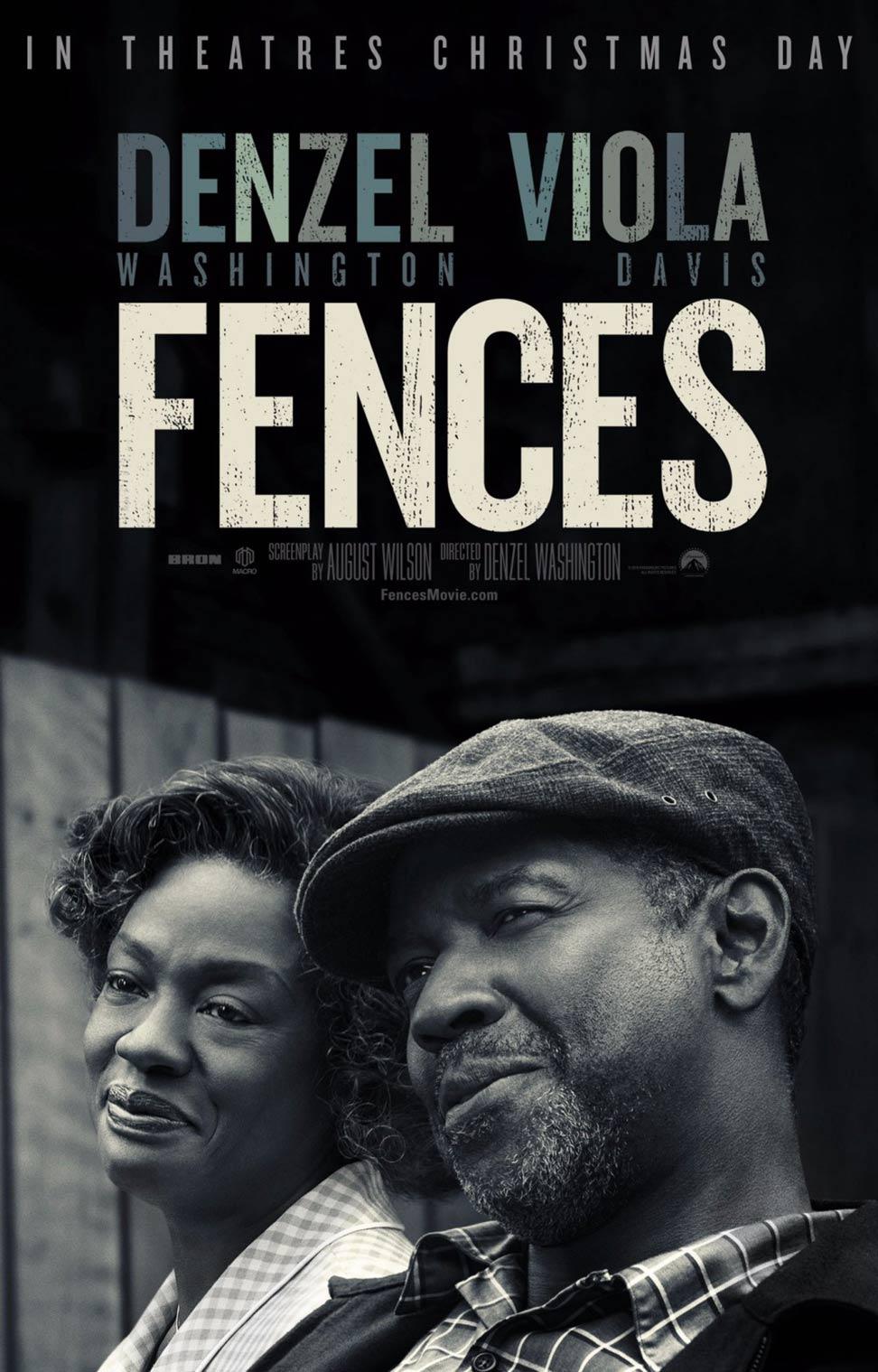 Fences Poster #1