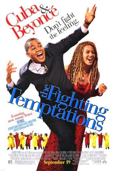 The Fighting Temptations Poster #1