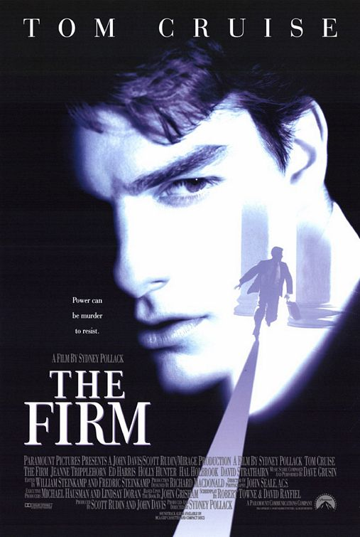 The Firm Poster #1