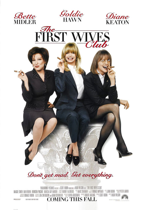 The First Wives Club Poster #1