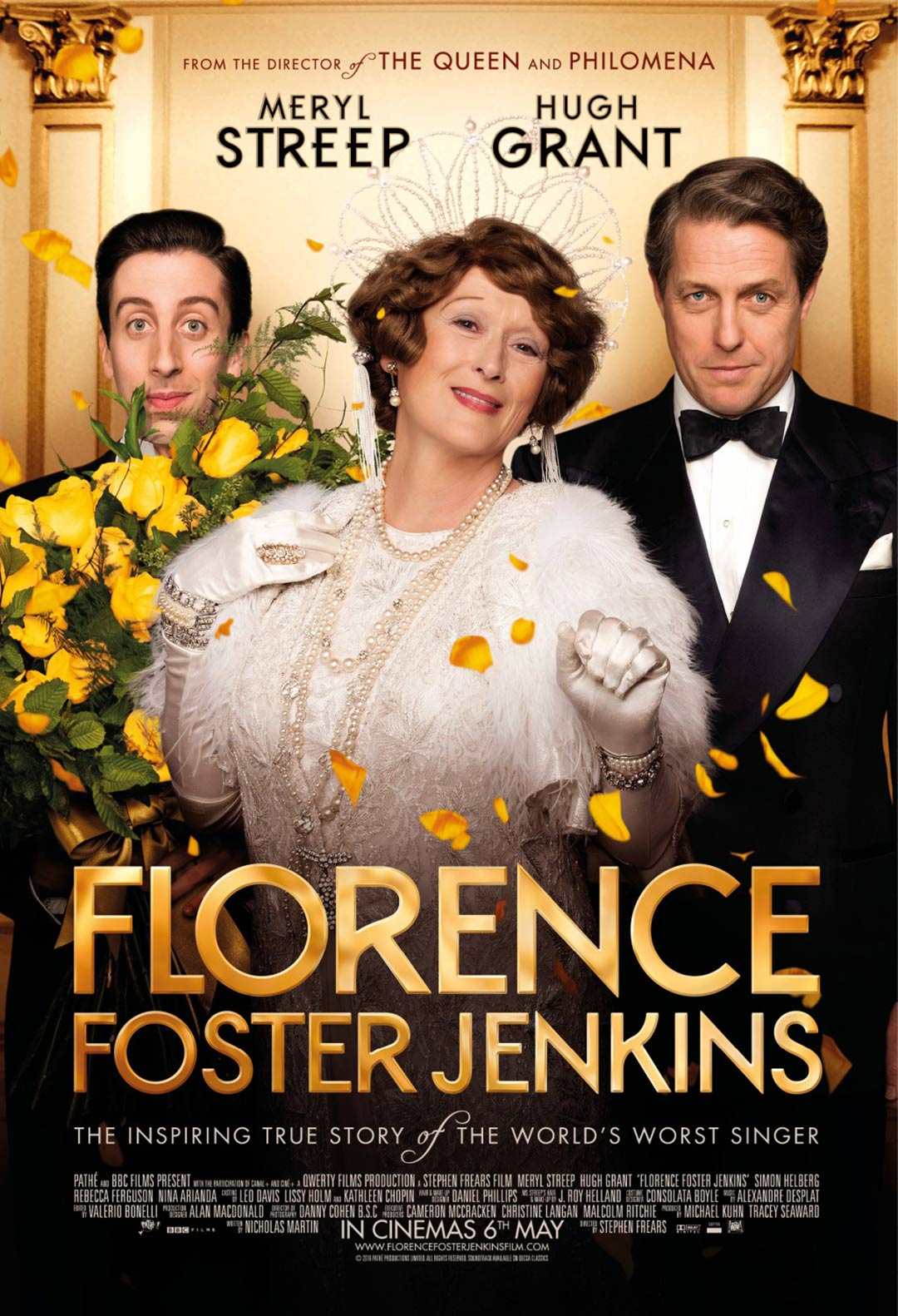 Florence Foster Jenkins Poster #1