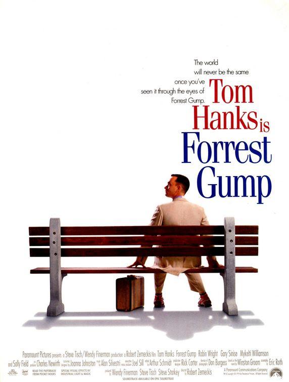 Forrest Gump Poster #1