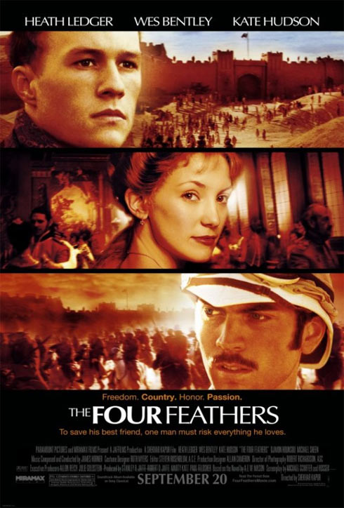 The Four Feathers Poster #1
