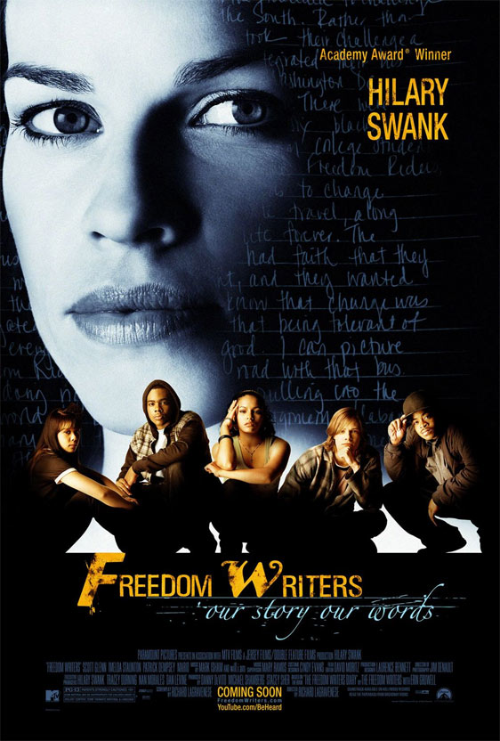 Freedom Writers Poster #2