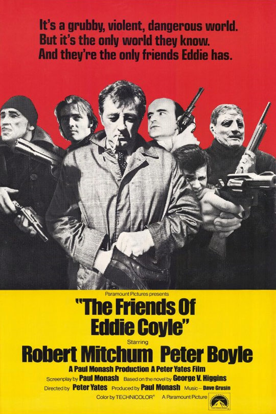 The Friends of Eddie Coyle Poster #1