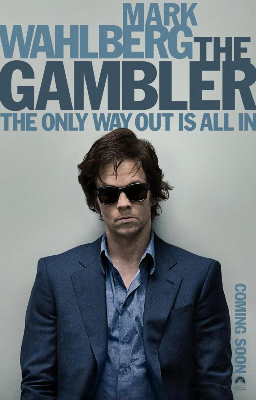 The Gambler Poster #1