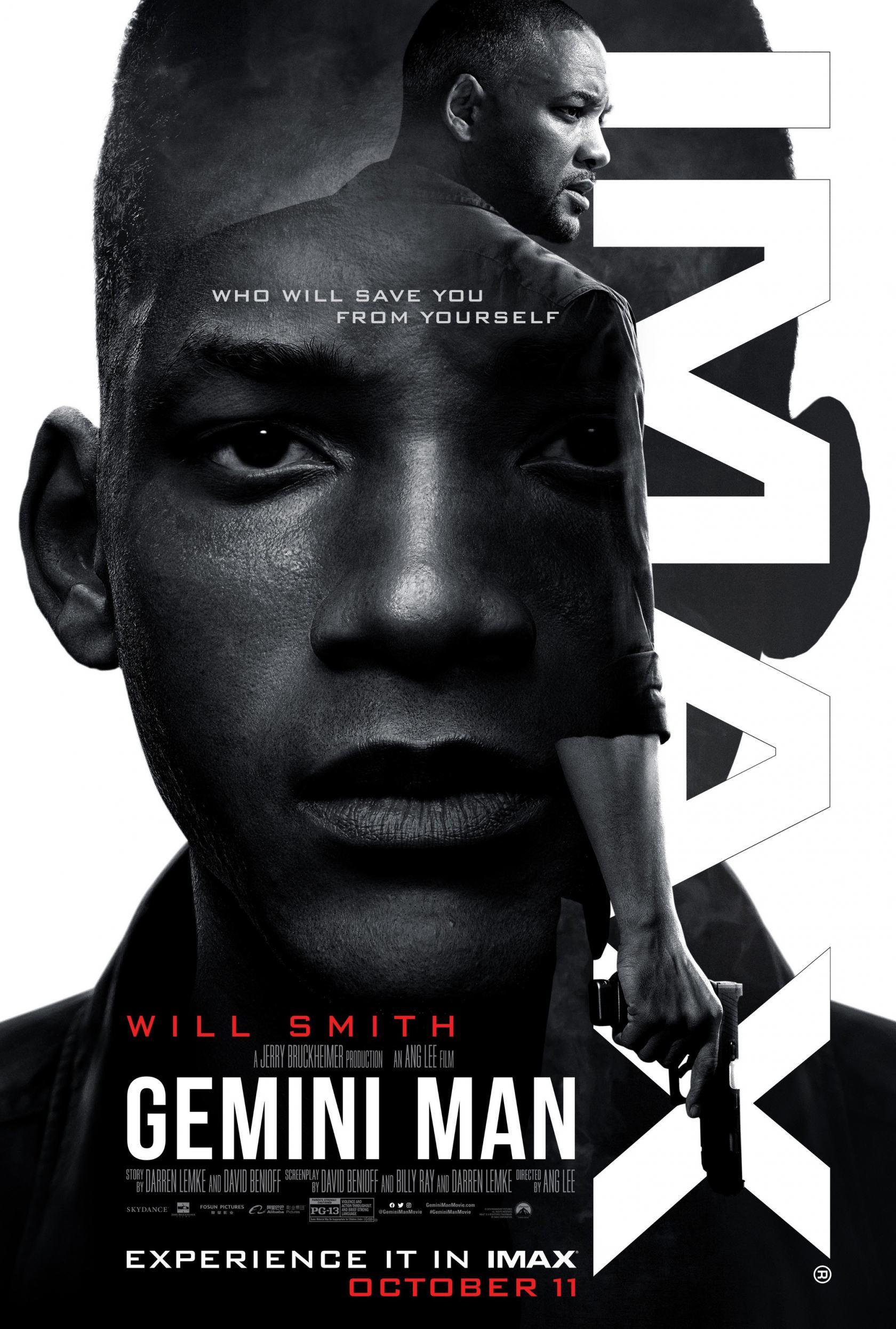Gemini Man Poster #3
