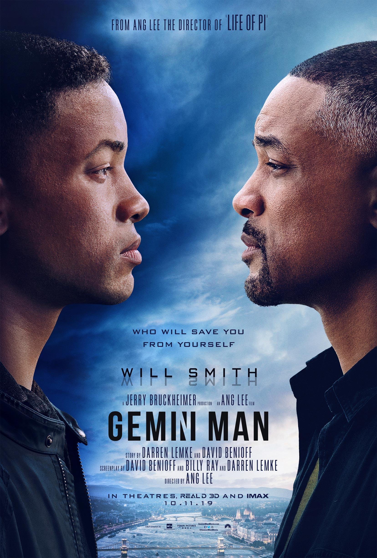 Gemini Man Poster #1