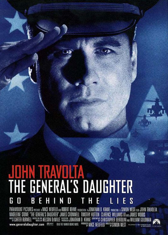 The General's Daughter Poster #1