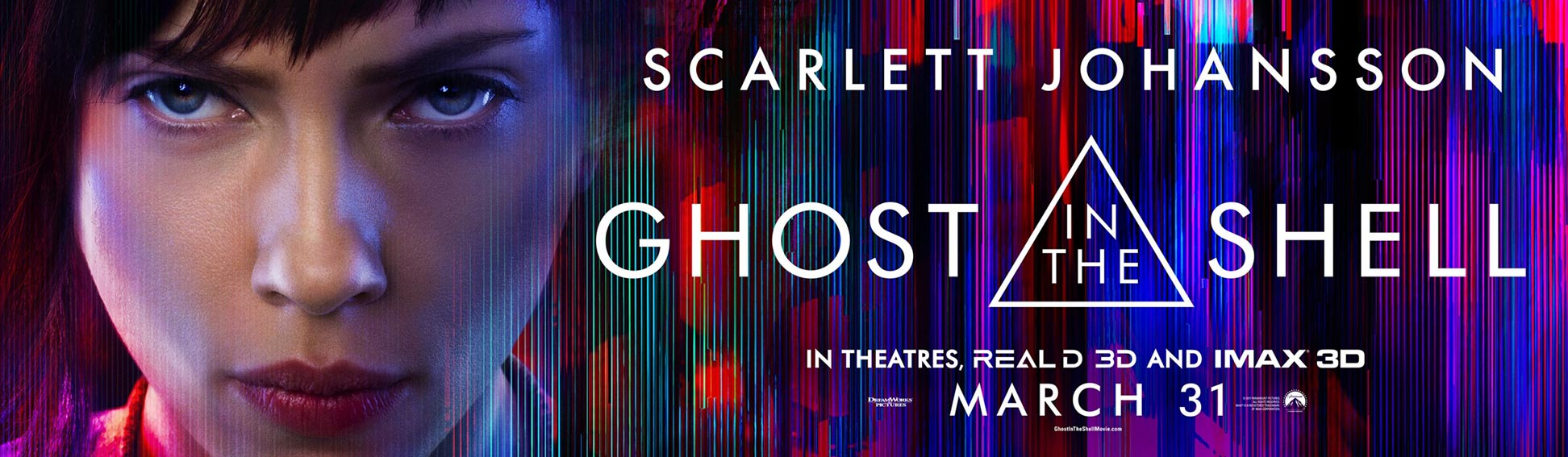 Ghost in the Shell Poster #11