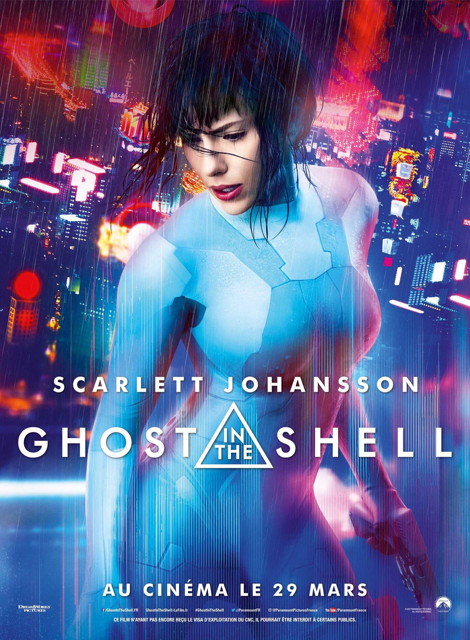 Ghost in the Shell Poster #8