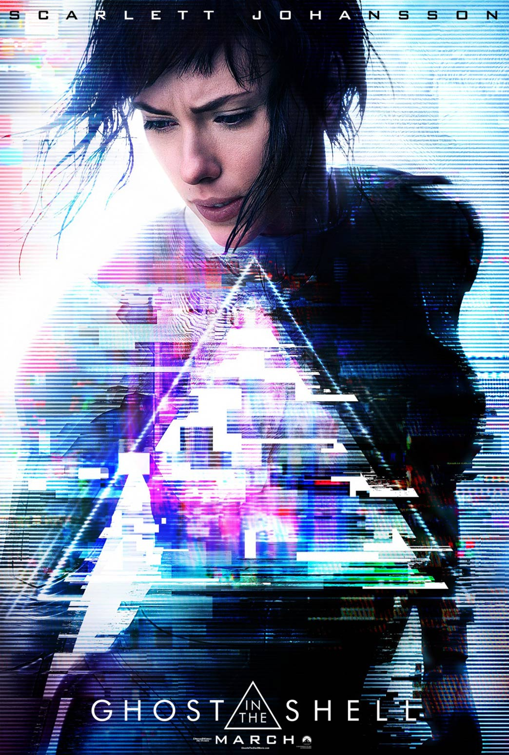 Ghost in the Shell Poster #1