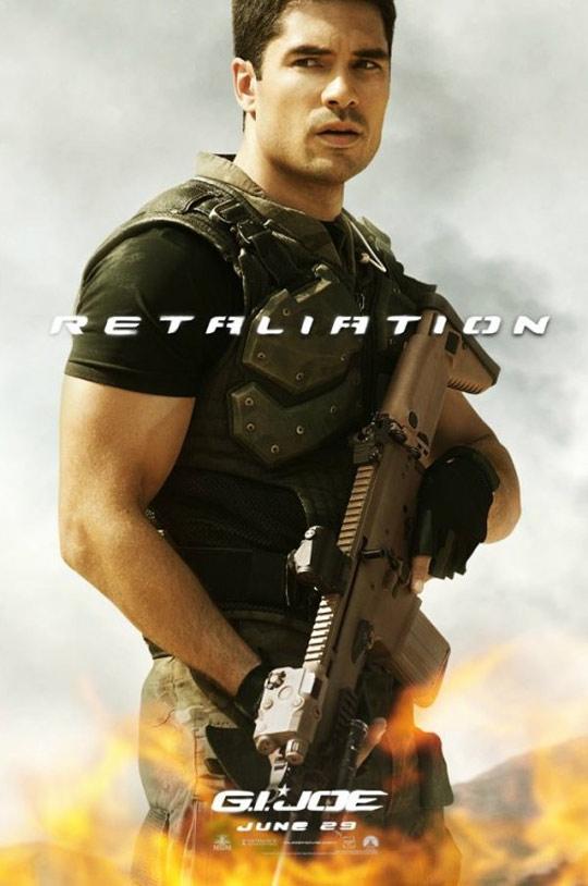 G.I. Joe 2: Retaliation Poster #10