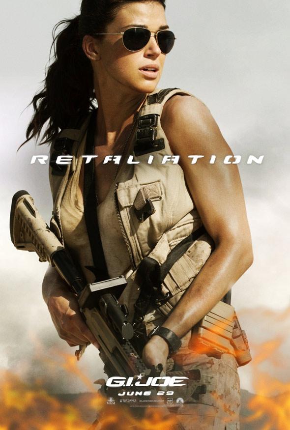 G.I. Joe 2: Retaliation Poster #12
