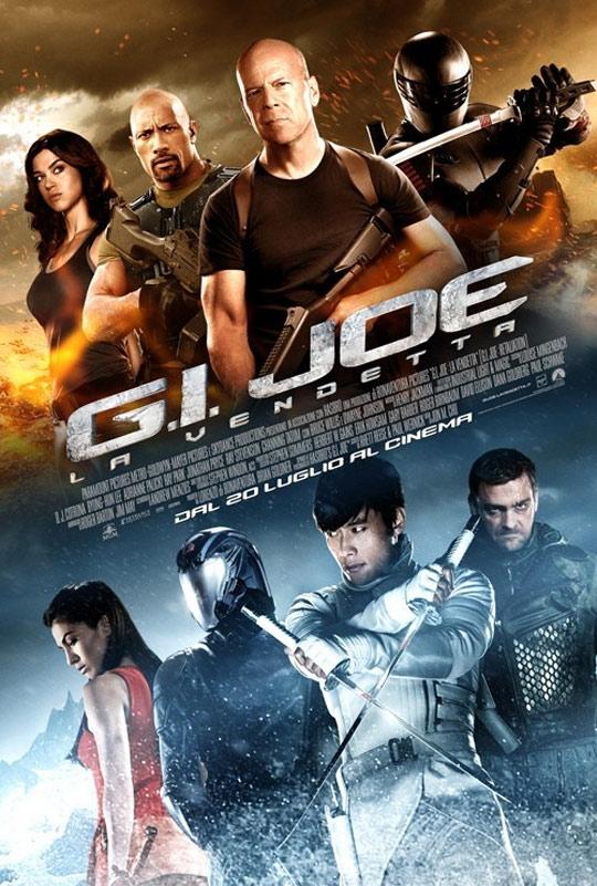 G.I. Joe 2: Retaliation Poster #14