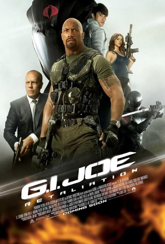 G.I. Joe 2: Retaliation Poster #15