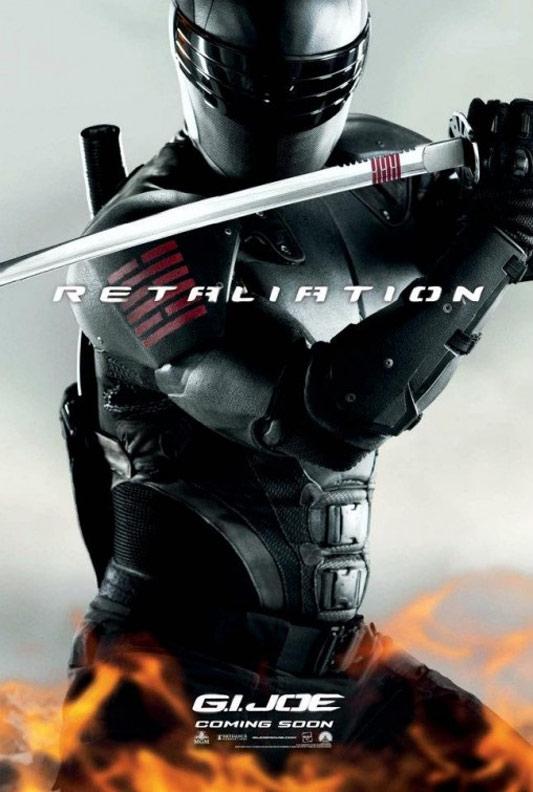 G.I. Joe 2: Retaliation Poster #2