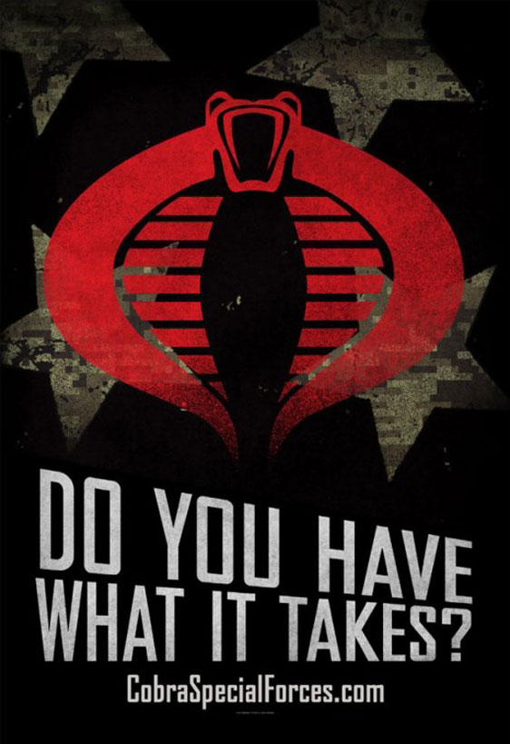 G.I. Joe 2: Retaliation Poster #27