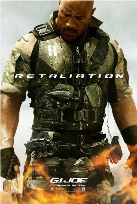 G.I. Joe 2: Retaliation Poster #3