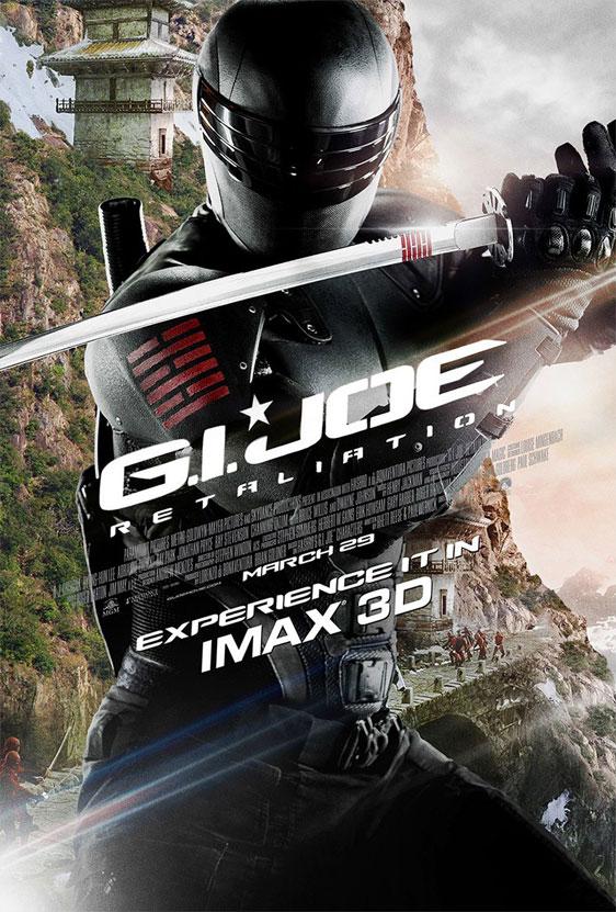 G.I. Joe 2: Retaliation Poster #30
