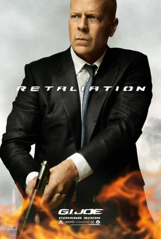 G.I. Joe 2: Retaliation Poster #5