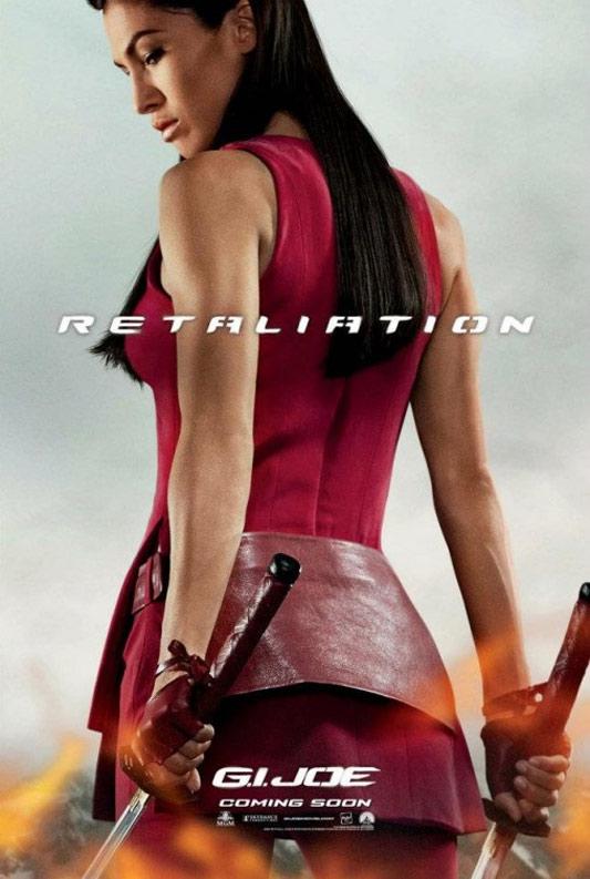 G.I. Joe 2: Retaliation Poster #7